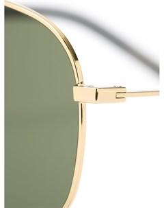 Солнцезащитные очки авиаторы Classic 11 Saint laurent eyewear