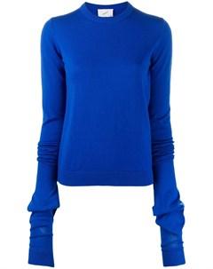 пуловер с длинными рукавами Coperni