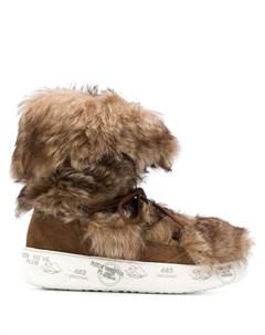 ботинки Desiree на шнуровке Premiata