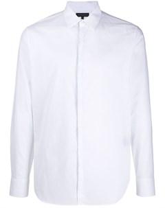Рубашка с длинными рукавами Ann demeulemeester grise