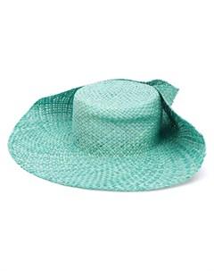 Шляпа с заклепками Lanvin