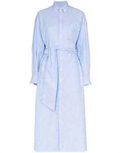 Платье рубашка с завязками Hyke