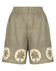 шорты Nairobi с вышивкой Vita kin