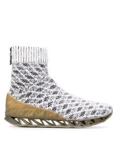 Ботинки носки Together Himalayan из коллаборации с Camper Bernhard willhelm