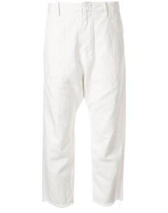 Укороченные брюки прямого кроя Nili lotan