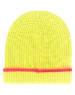 шапка бини в рубчик Marni