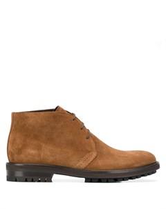 ботинки на шнуровке Tagliatore
