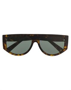Солнцезащитные очки в круглой оправе Givenchy eyewear