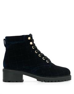 ботинки на шнуровке Sandro paris