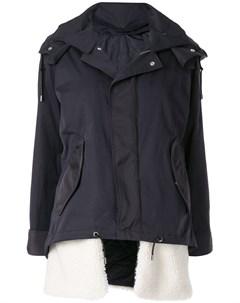 куртка в стиле милитари с капюшоном Guild prime