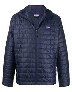 Стеганая куртка на молнии Patagonia
