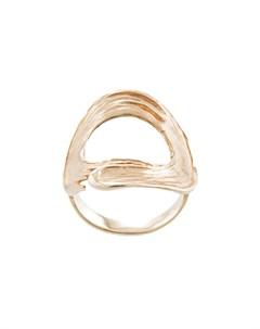 кольцо Roung с эффектом браширования Fjord