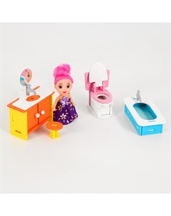 Мебель для кукол Лесная мастерская