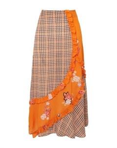 Длинная юбка Preen line