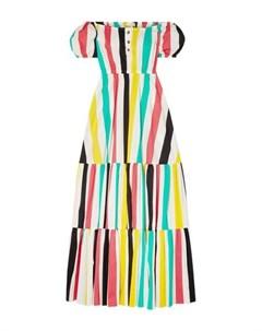 Длинное платье Caroline constas