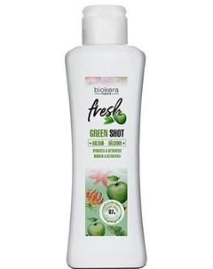 Бальзам для волос Biokera Fresh Green 300 мл Salerm cosmetics