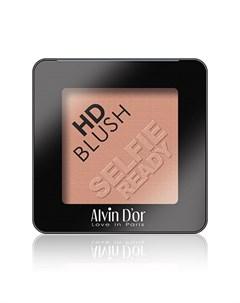 Alvin D or Румяна HD Blush Selfie Ready тон 02 Alvin d'or