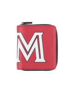 Бумажник Mcm