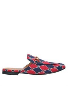 Домашние туфли Gucci