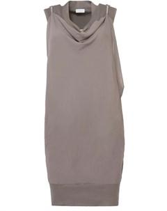 Трикотажное платье Brunello cucinelli