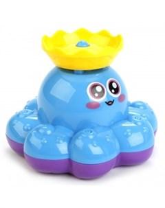 Игрушка для ванной Осьминог Умка