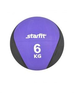 Медбол Pro GB 702 6 кг Starfit