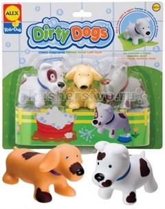 Игровой набор для ванны Вымой щенка Alex