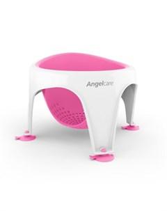 Angelcare Сидение для купания Bath ring розовый