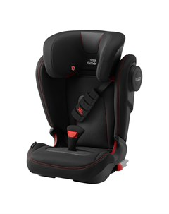 Автокресло Kidfix III S Cool Flow Black Special Highline черный Britax roemer
