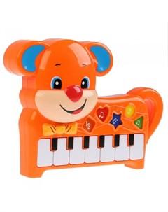 Музыкальный инструмент Обучающее пианино Щенок Умка