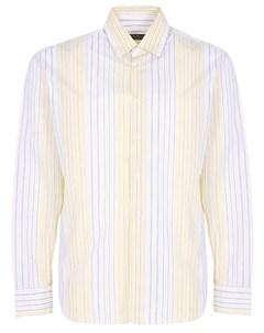 Рубашка regular fit в полоску S.ferragamo