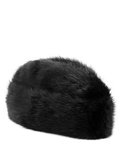 Меховая шапка Borsalino