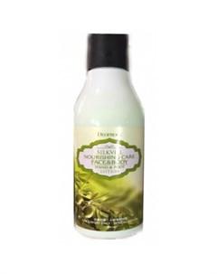 Лосьон для кожи ног и рук deoproce silkvill nourishing care Deoproce