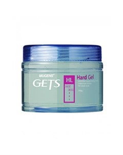 Гель для укладки волос welcos mugens gets hard gel Welcos