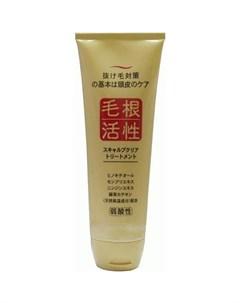 маска для укрепления и роста волос junlove scalp clear treatment Junlove