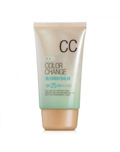 bb крем spf 25 pa welcos lotus color change blemish balm Welcos