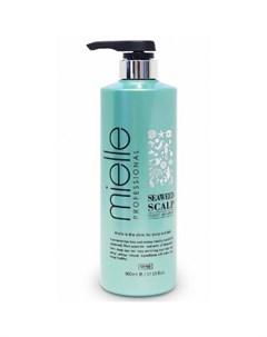 Шампунь против выпадения волос с морскими водорослями jps seaweed scalp clinic shampoo Jps