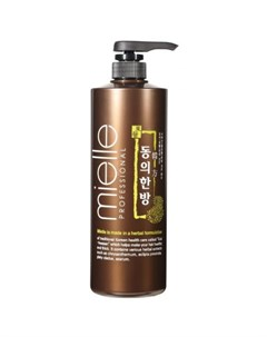 Шампунь с традиционными восточными травами от выпадения волос jps mielle dong eui traditional orient Jps