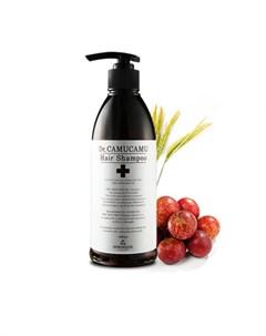 Шампунь против выпадения волос the skin house dr camucamu hair shampoo The skin house