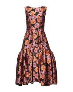 Платье длиной 3 4 Maticevski