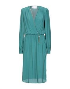 Платье длиной 3 4 Passepartout dress by elisabetta franchi celyn b.