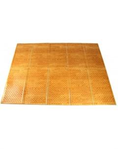Игровой коврик складной Дерево 200х140х1 см Юрим