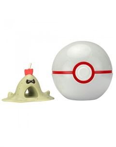 Игровой набор Покебол и Сендигаст Pokemon
