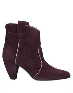 Полусапоги и высокие ботинки Paola d'arcano