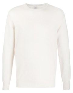 кашемировый пуловер с круглым вырезом Eleventy