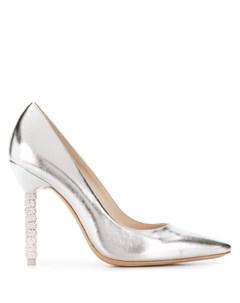 Туфли лодочки Coco с кристаллами Sophia webster