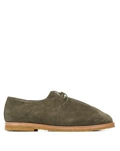 Туфли Ray на шнуровке Mackintosh