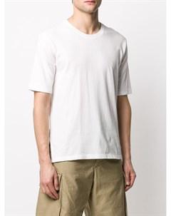 Однотонная футболка Laneus