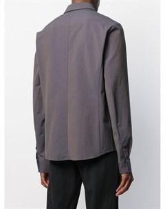 Однотонная рубашка с длинными рукавами Individual sentiments
