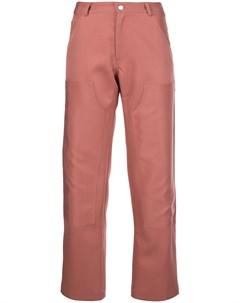 Укороченные брюки с завышенной талией Nomia